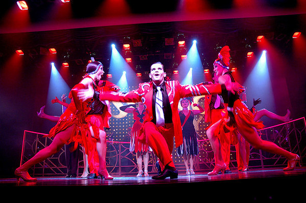 Cruise Broadway musical