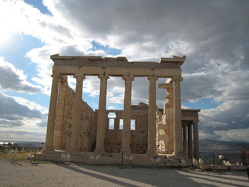 Ancient Athens The Acropolis