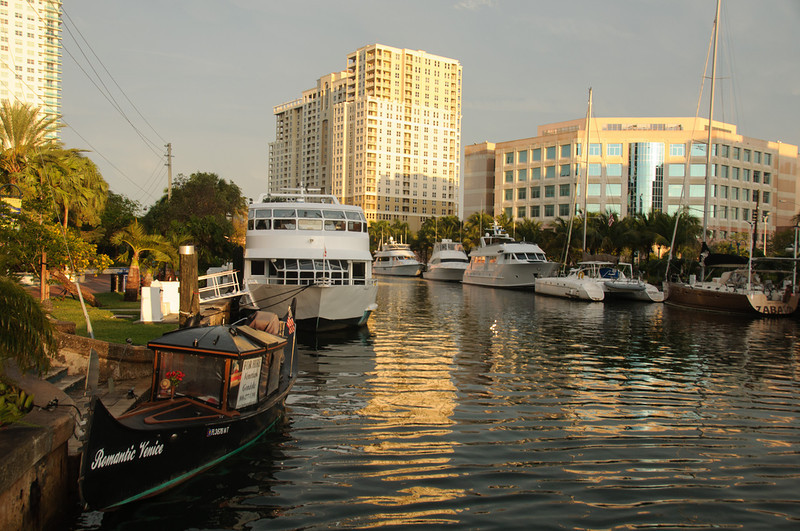 Ft. Lauderdale Beaches great cafes