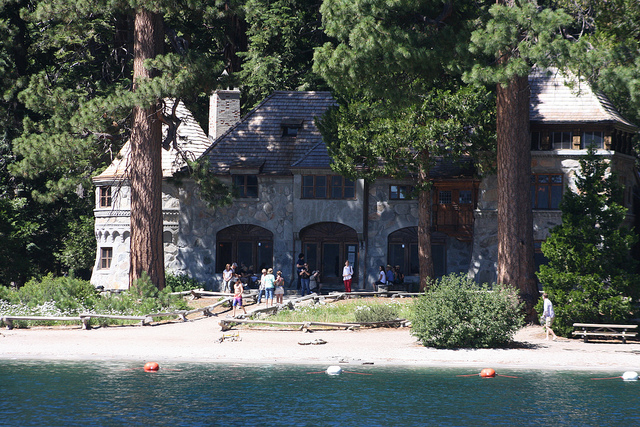 Visit Fanette Island and live like a Viking Things to Do in Lake Tahoe