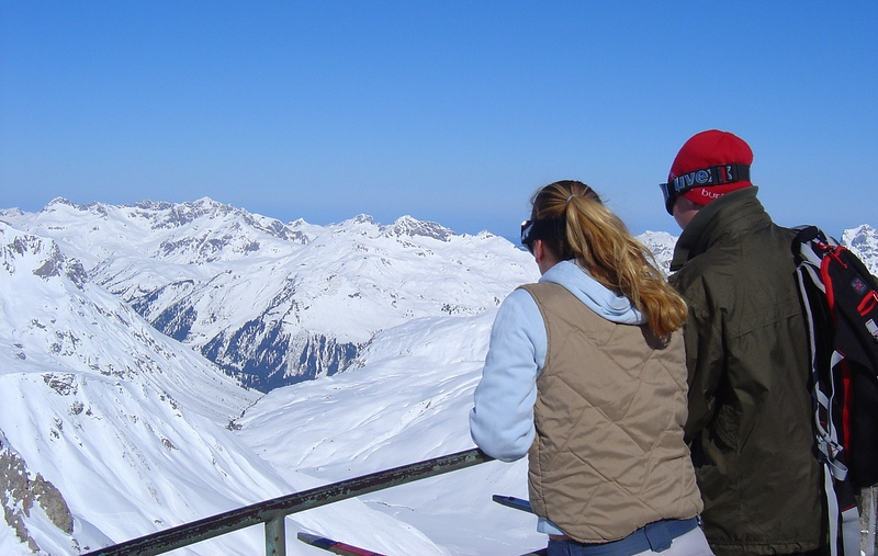 Best Skiing Destinations for the Winter
