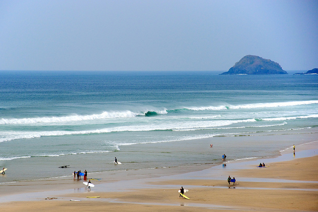 Exploring Cornwall's Best Beaches in the UK