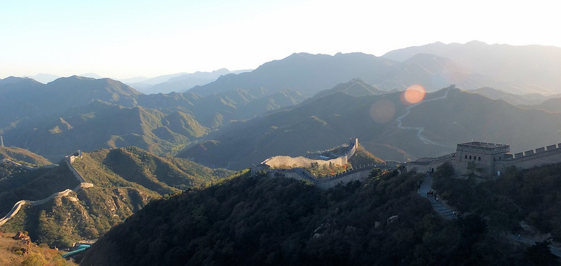 7 Wonders of the World - Great Wall of China, China
