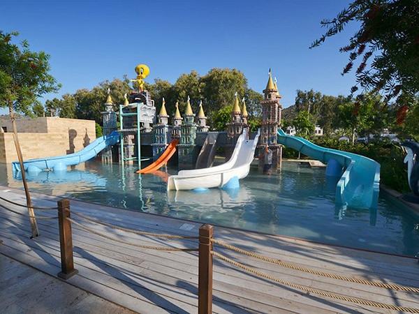 Palmarina kids waterpark
