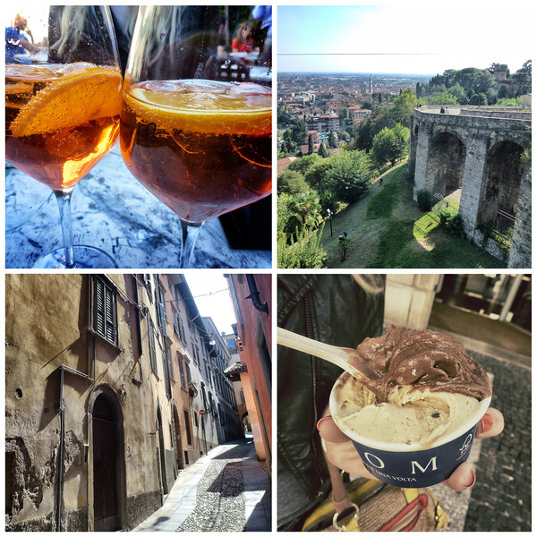 weekend in Bergamo
