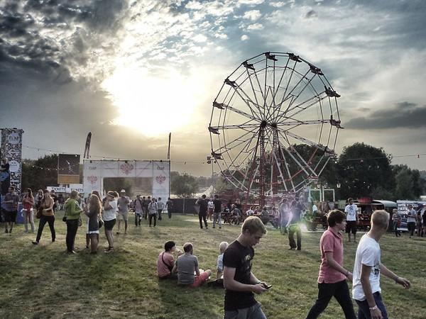 Feest in het Park