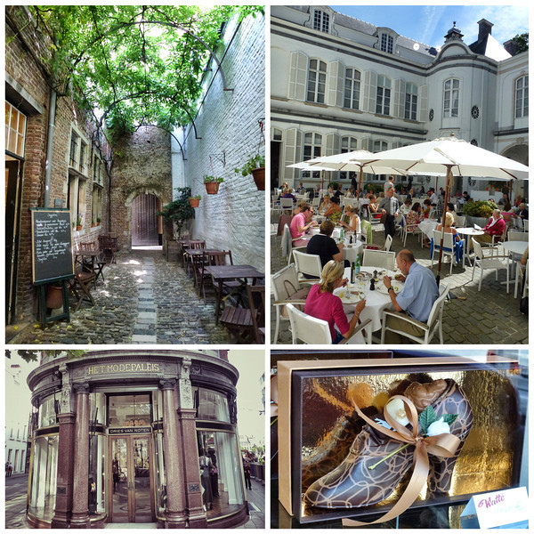 Belgium Antwerp is a City
