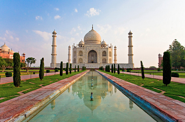 Agra, City of The Taj Mahal