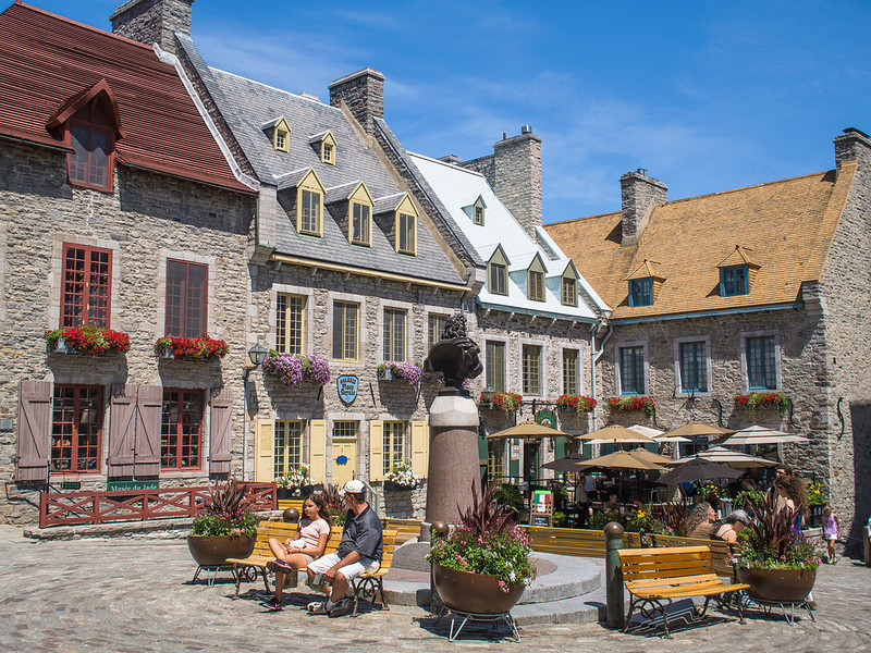mini guide to Quebec