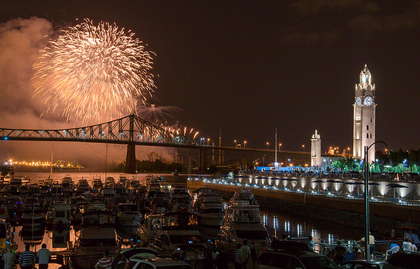 Montreal International Fireworks Competition
