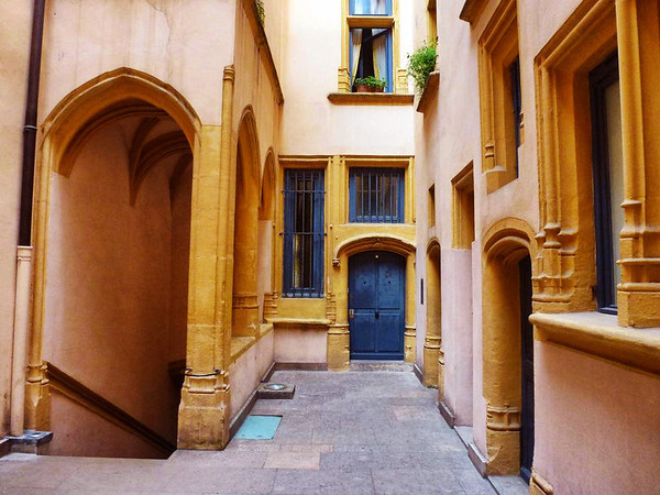 Hidden Treasures in Lyon France